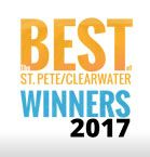 The Best St. Pete/ Clearwater Winners 2017